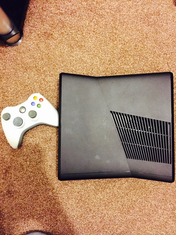 Xbox 360 Slim 4GB RGH2 Quick Boot Times | modzrecoveryshop786
