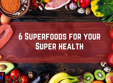 Six 'budget Superfoods' for your Super health