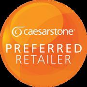 Caesarstone Preferred Retailer logo