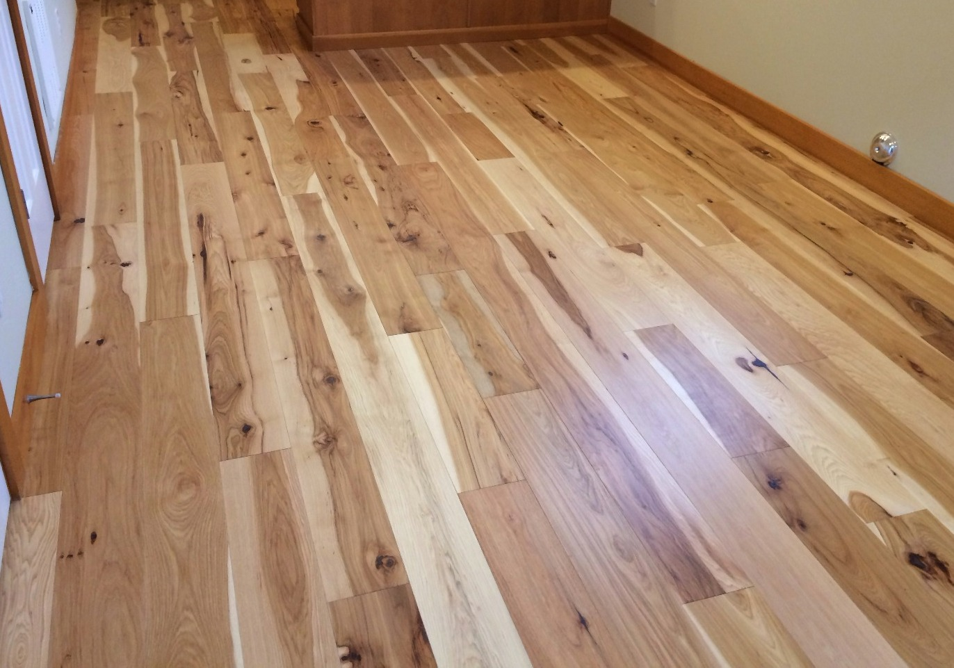 hardwood hickory monarch plank