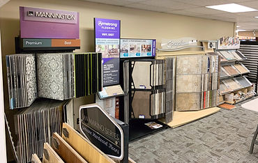 Vinyl Displays Seattle Showroom