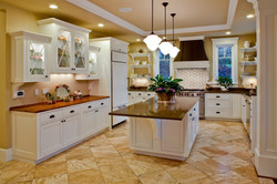 quartz countertop kitchen seattle