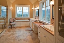 wood countertop vanity seattle