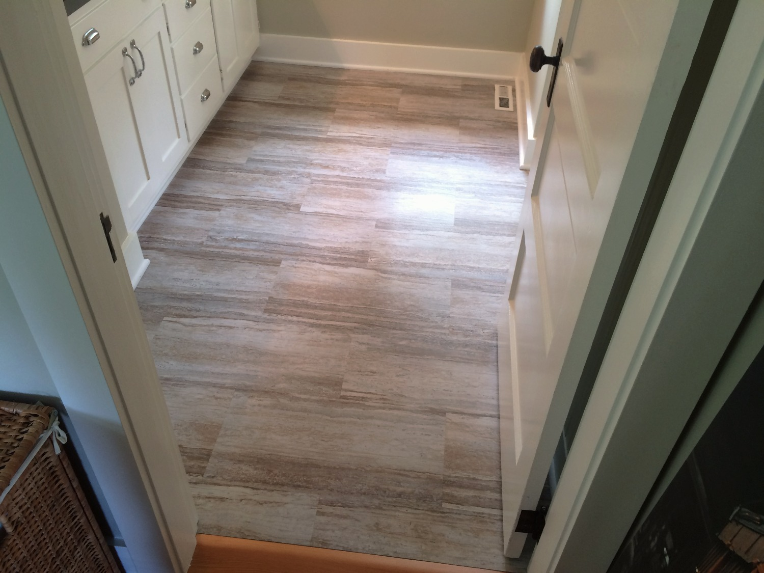 vinyl tile lvt install seattle