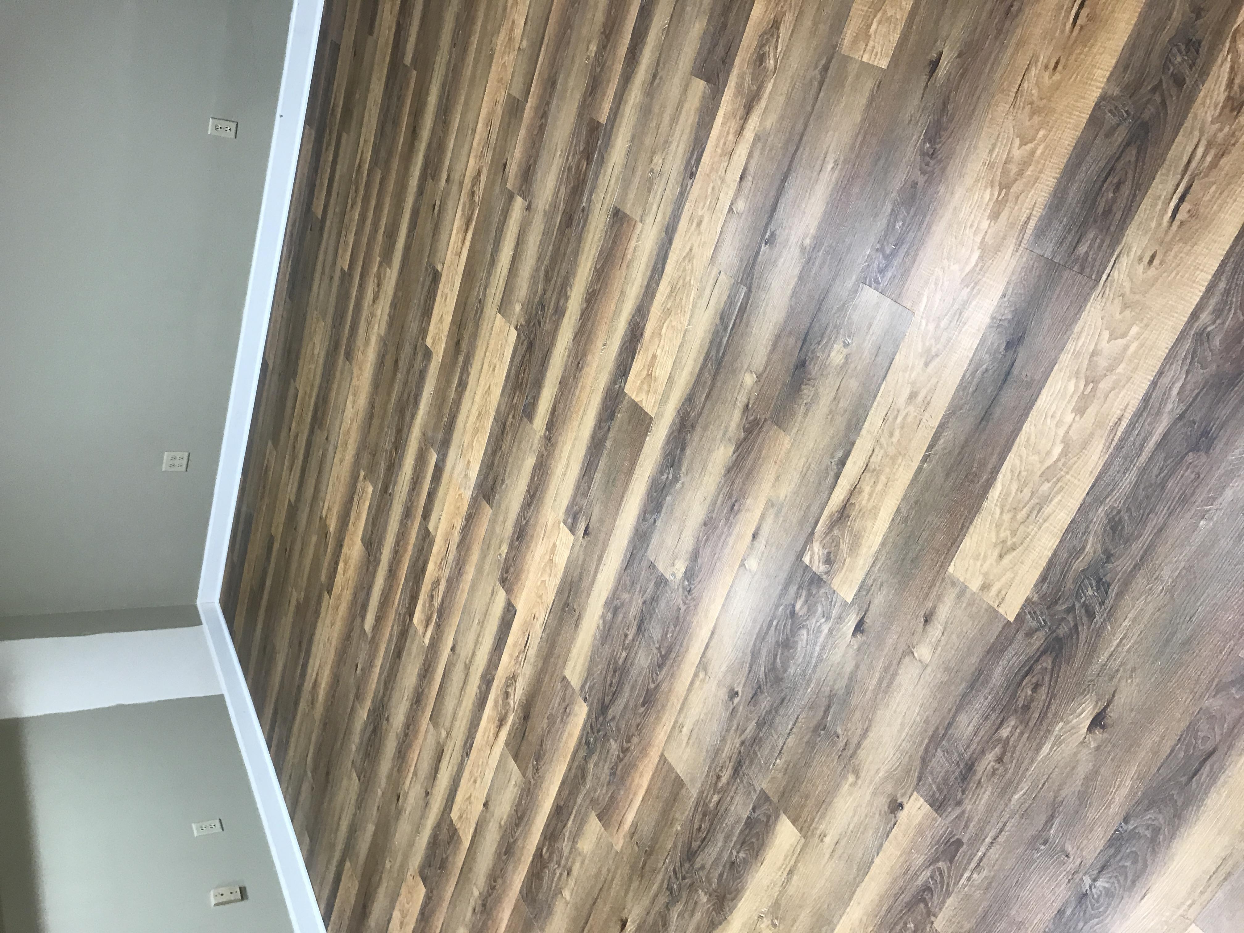 Adura Max vinyl plank LVT WPC