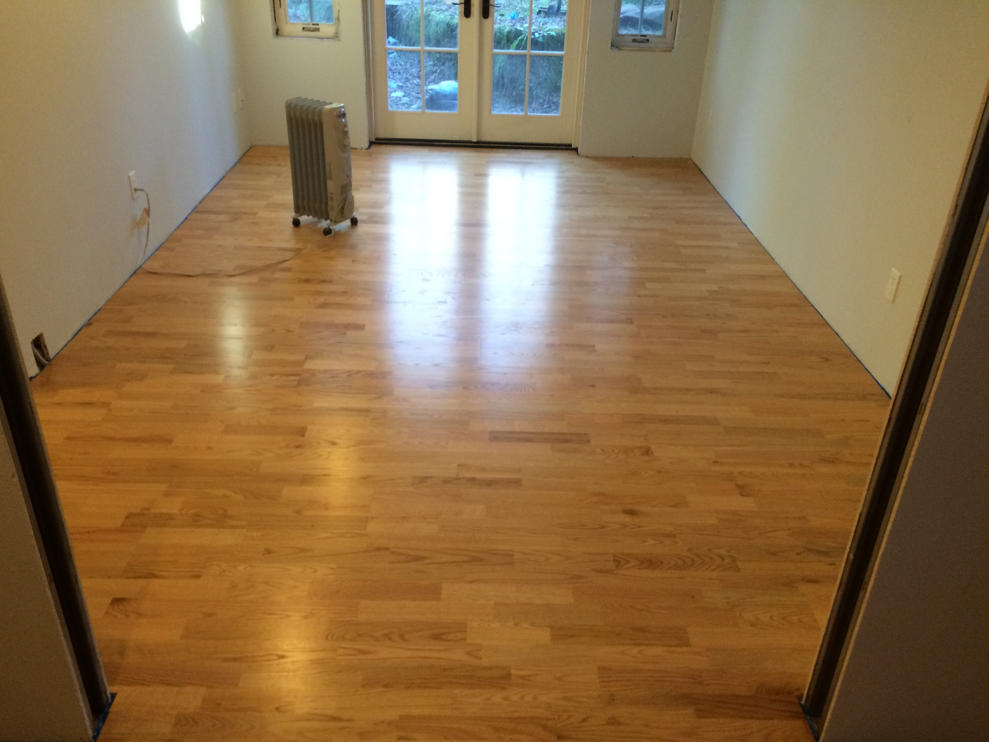 kahrs engineered hardwood install