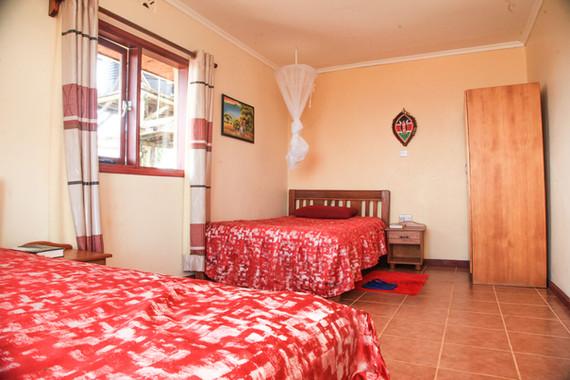 The Lodge Bedroom 3