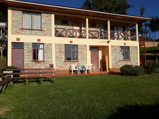 The Lodge in Iten, Kenya