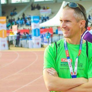 Hugo van den Broek running coach