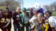 Pablo at St. Patricks Day Parade