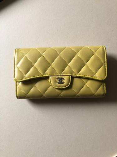 2586b5a81f7b Chanel Wallet