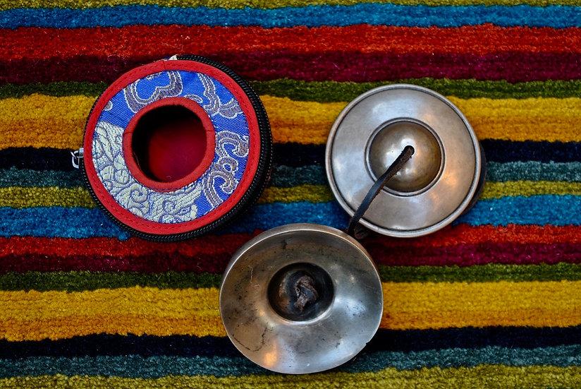 Tingsha (or Nagani Bells) - 90mm