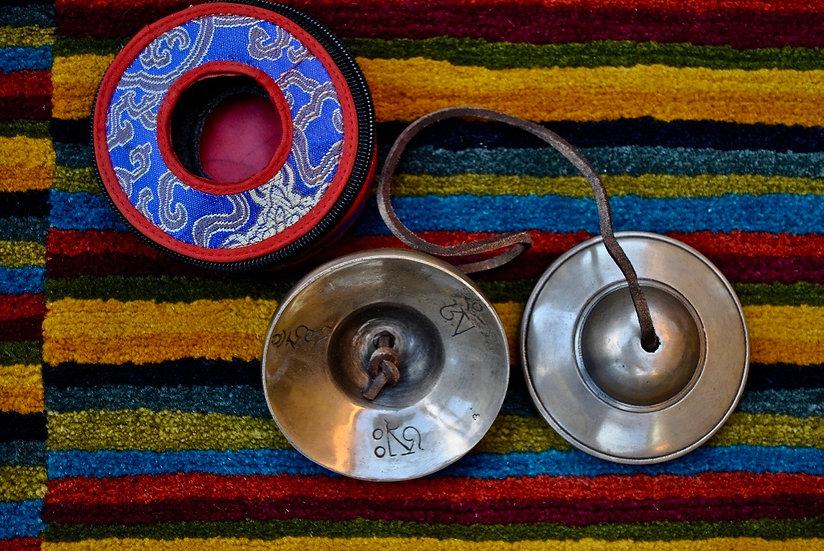 Tingsha (or Nagani Bells) - 100mm