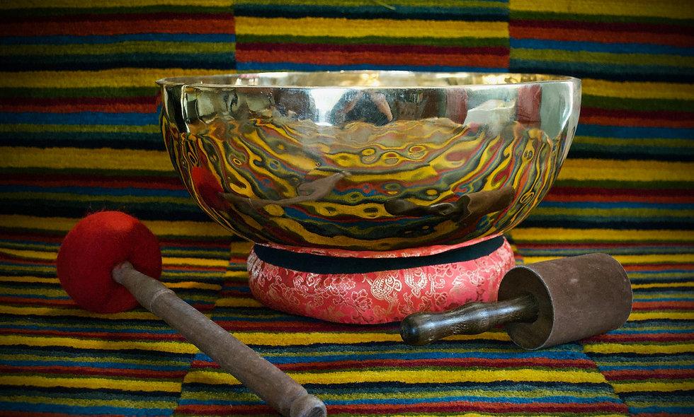 """Giant Singing Bowl 16"""""""