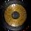 "Thumbnail: 40"" (100cm) Nepalese Singing Gong - Chau  (Tam Tam) - Standard"