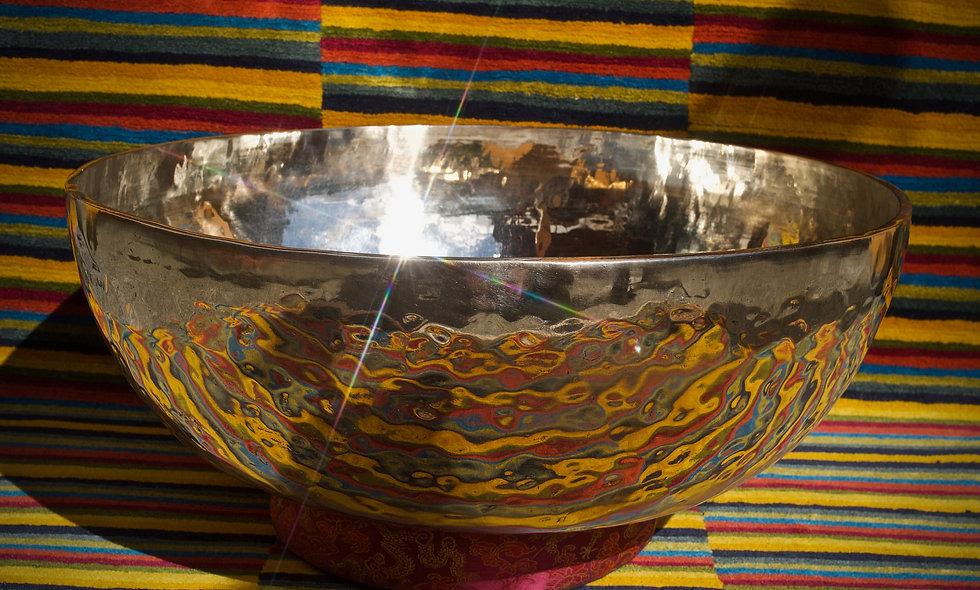 """Giant Singing Bowl 24"""""""