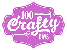 100 Crafty Days | Kristen Spector Design