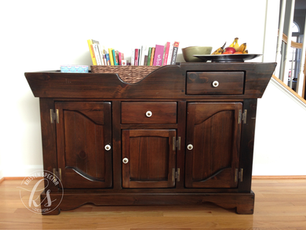 Dry Sink Gets A Makeover: Part 1