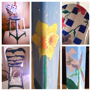 Stool Makeover: Part 1