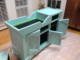 Dry Sink Gets A Makeover: Part 2