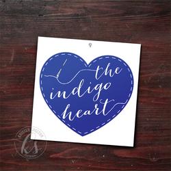 The Indigo Heart