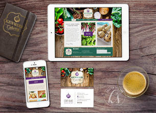 Brand Development for Kenwood Catering