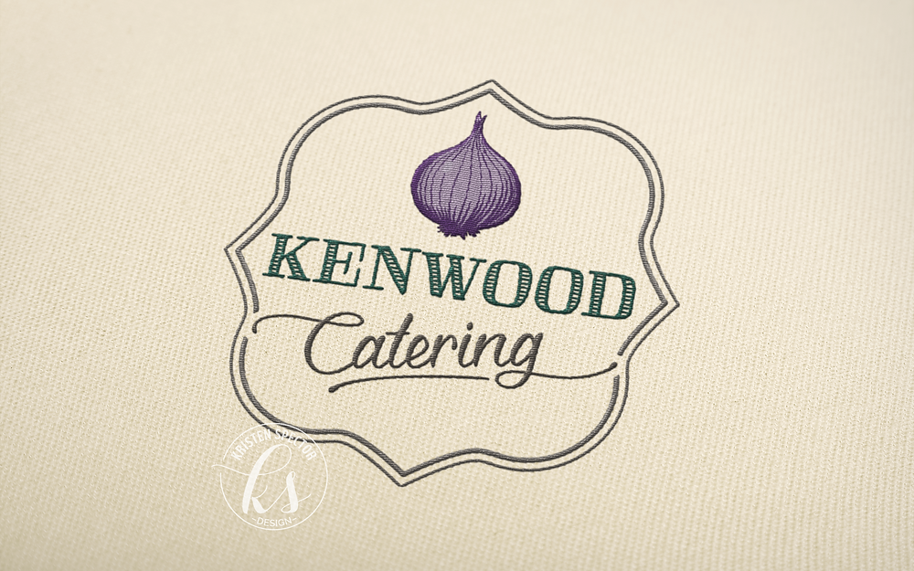 100 Crafty Days, Day 60 Kenwood Catering LLC