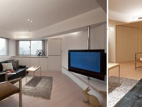 拯救超悶單身:掀床設計打造寬敞空間