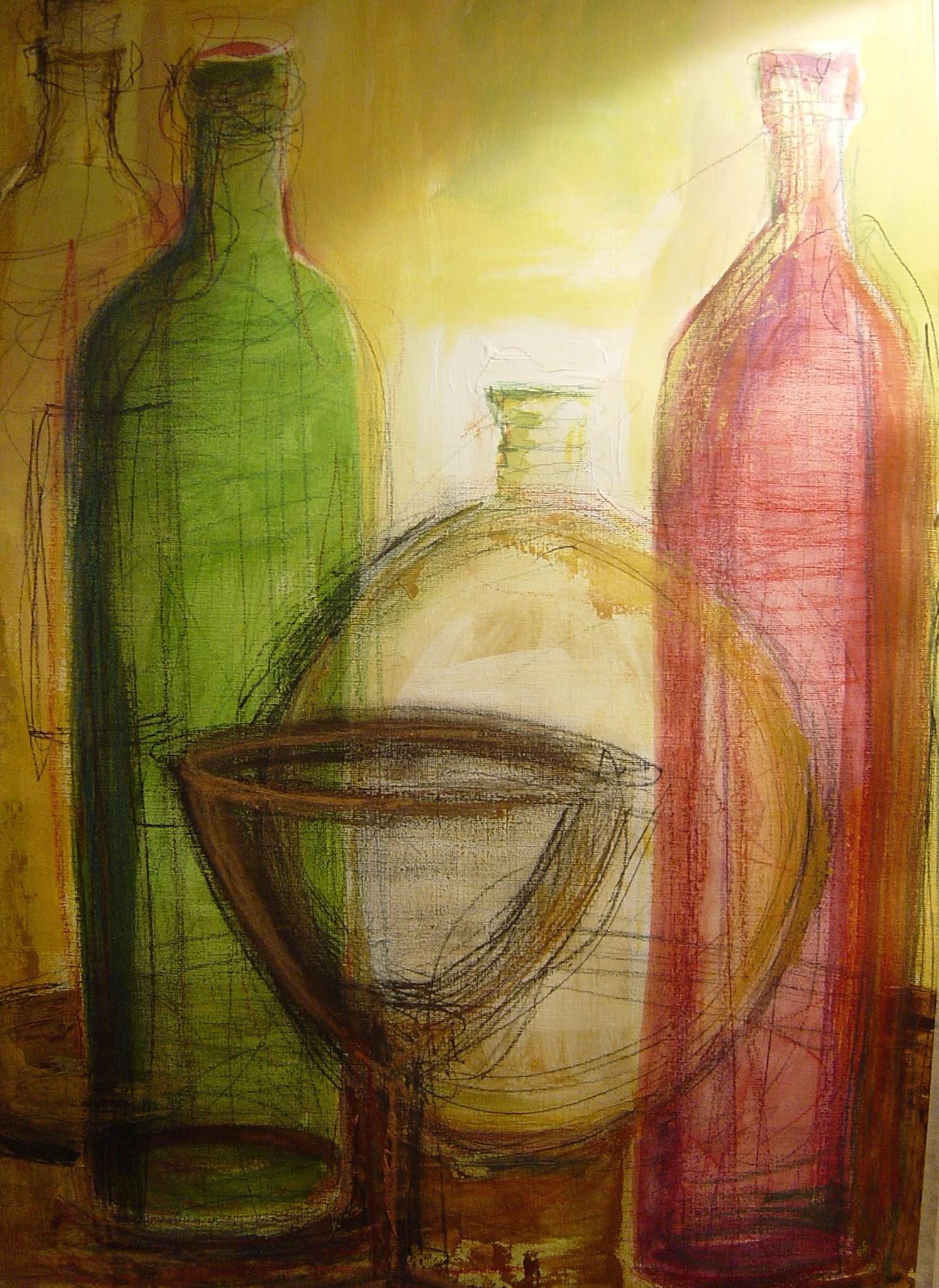 Bottles, Evening