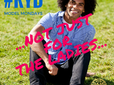 Its #RYD Model Monday and Its Not Just for the Ladies....