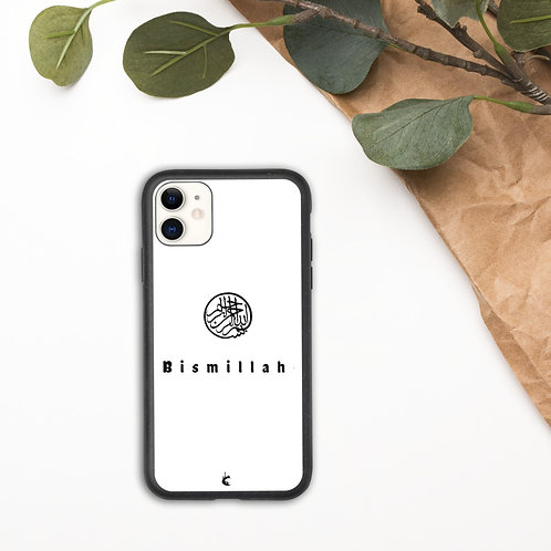 Coque biodégradable Iphone I Bismillah
