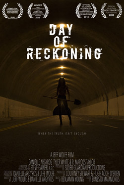 DAY OF RECKONING WINS AT COMIC CON