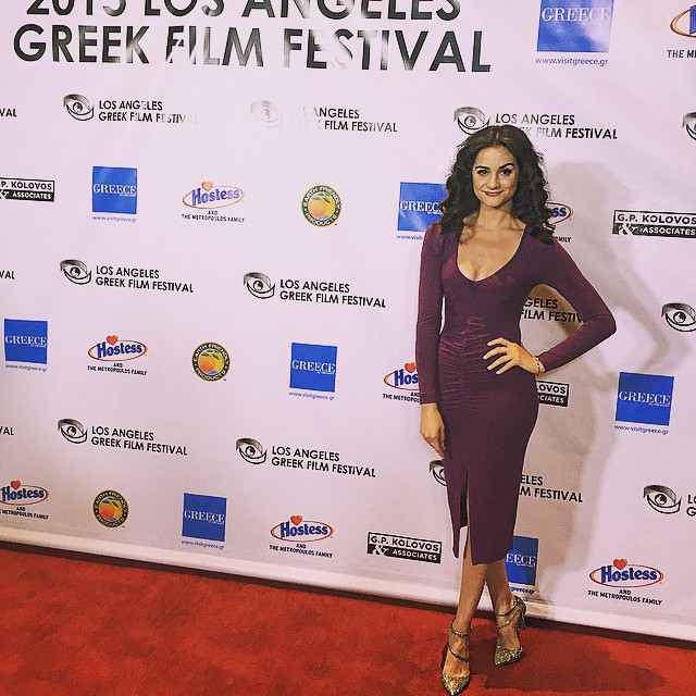 2015 LA Greek Film Festival