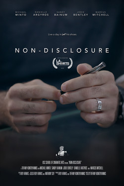 NON-DISCLOSER GOING TO LASHORTS FEST