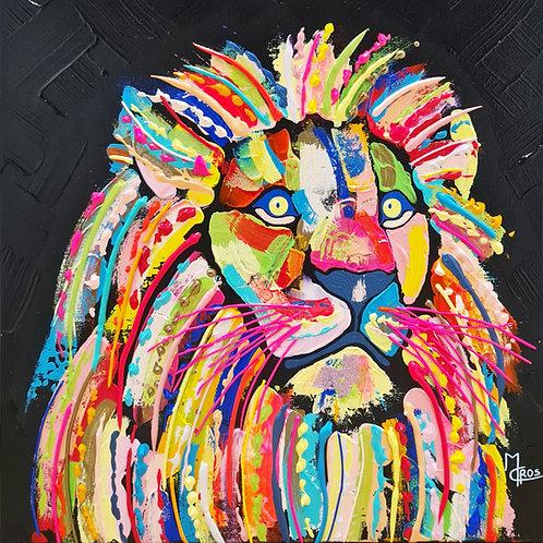La force du lion