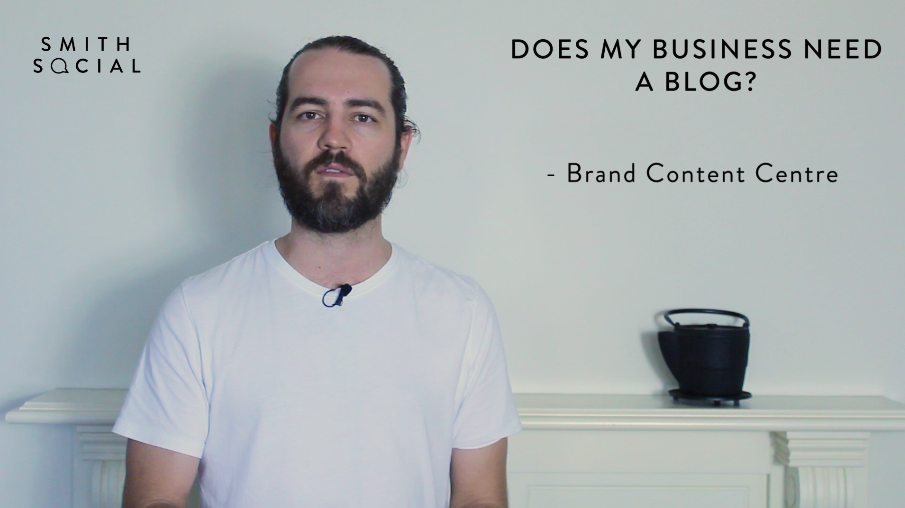 Screen Shot from Smith Tips #2 video - Reason 1 - Brand Content Centre