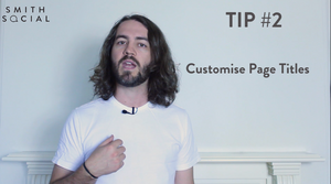 Smith Tips Video Screenshot Tip 2 Customise Page Titles