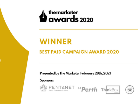 Grill The Marketer 2020 Awards