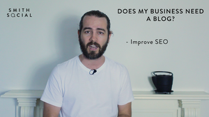 Screen Shot from Smith Tips #2 video - Reason 3 - Improve SEO