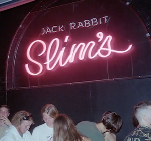 Jack Rabbit Slims Outdoor Shot