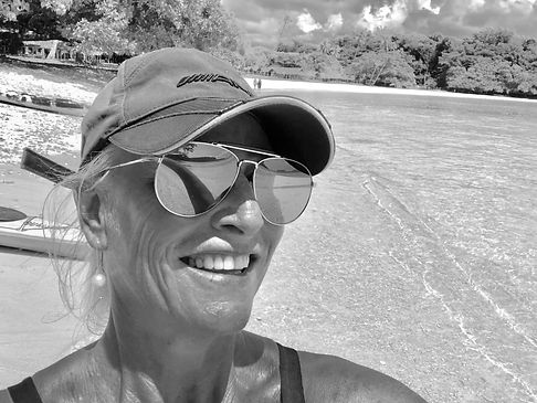 Zafrolly's Beach House Owner -Zonda Swift