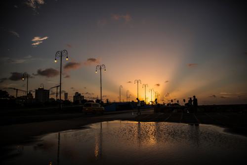 Cuban Skies.