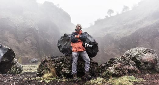Mauricio Ramos - Photographer.