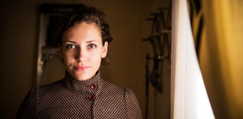 Lindsay Van Dyke - Film Director.