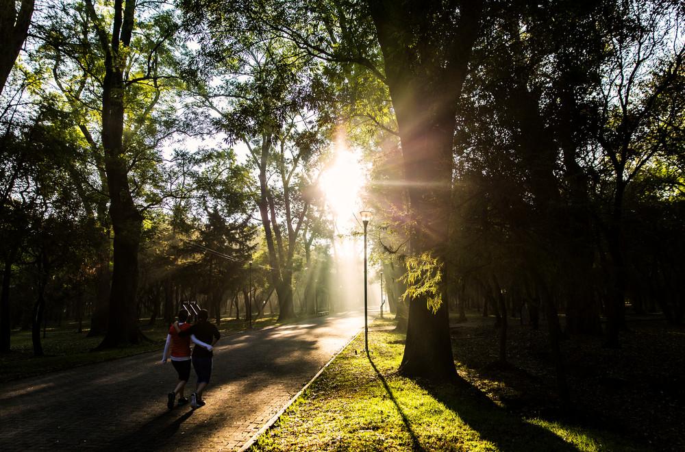 Sunrise - Nike Ad.