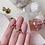 Thumbnail: OCTOPUS Stud Earrings - pair