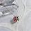 Thumbnail: FLOR Necklace - Berry Power