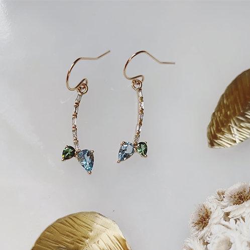 PALA Blue Earrings