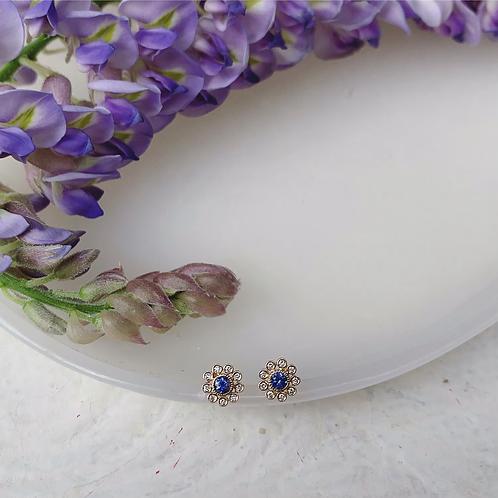 DAISY - Blue Sapphire