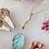Thumbnail: SIP Necklace - GREEN